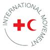 Logo Fédération internationale de la croix rouge et du croissant rouge
